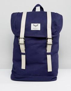 Рюкзак с двумя ремешками Brave Soul - Темно-синий