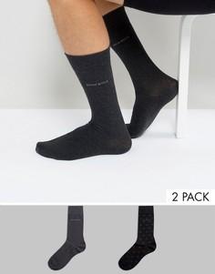 Набор из 2 пар носков BOSS By Hugo Boss - Черный
