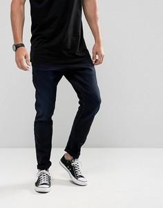 Темные узкие джинсы G-Star D-Staq 3D - Черный