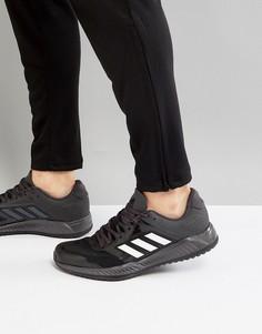 Черные кроссовки adidas Training ZG Bounce BA8938 - Черный
