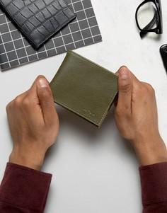 Бумажник Matt & Nat Max - Зеленый