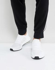 Белые кроссовки adidas Originals Swift Run CG4112 - Белый