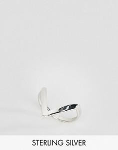 Серебряное кольцо в виде стрелы Kinglsey Ryan - Серебряный