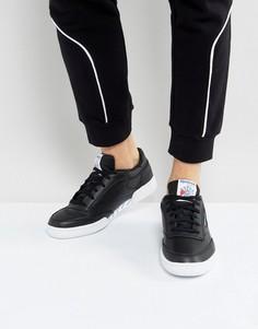 Черные кроссовки Reebok Club C 85 SO BS5213 - Черный