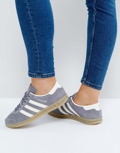 Кроссовки Adidas Hamburg - Серый