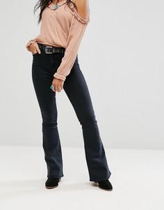 Расклешенные джинсы Glamorous - Черный
