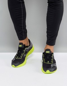 Черные кроссовки Saucony Running Fastwich 8 S29032-1 - Черный
