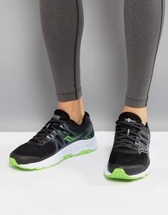 Черные кроссовки Saucony Running Omni 16 S20370-3 - Черный