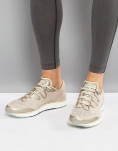 Светло-коричневые кроссовки Saucony Running Runlife Freedom ISO S20355-50 - Рыжий