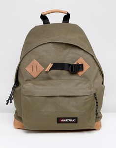 Рюкзак цвета хаки Eastpak PakR - Синий