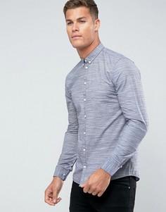 Рубашка на пуговицах Minimum Miro - Темно-синий