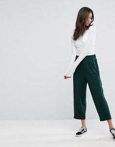 Спортивные брюки Weekday - Зеленый