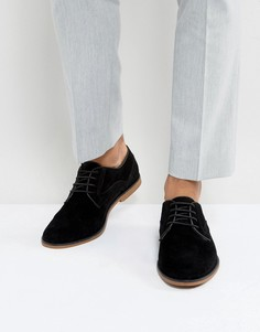 Черные низкие дезерты Burton Menswear - Черный