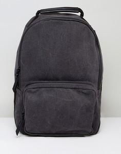 Выбеленный черный рюкзак New Look - Черный