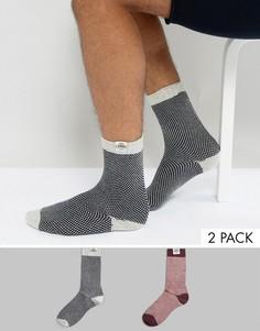 2 пары носков Tokyo Laundry - Красный