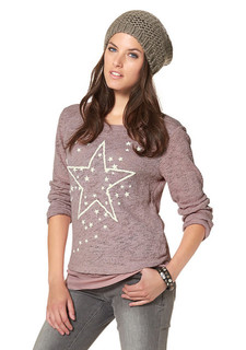 "Пуловер ""2 в 1"" Aniston"