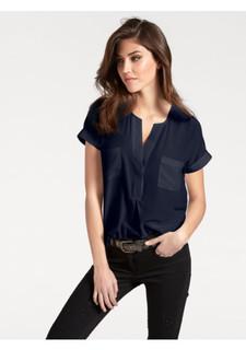 Шелковая блузка Ashley Brooke