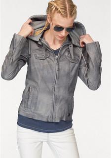 Кожаная куртка Kangaroos