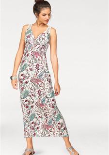 Платье макси AJC