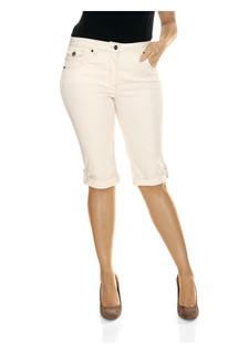 Моделирующие джинсы-капри Ashley Brooke