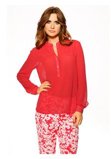 Удлиненная блузка Ashley Brooke