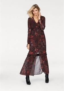 Платье макси Laura Scott