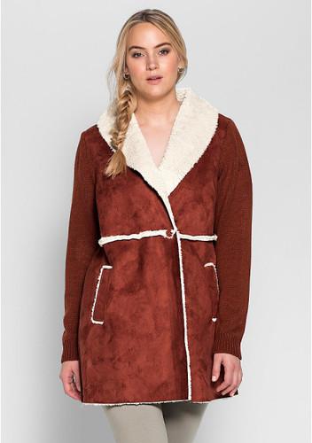 Короткое пальто sheego