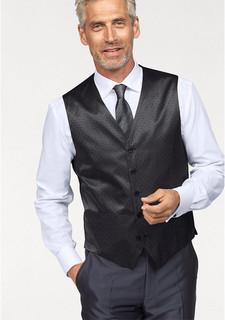 Комплект: жилет + галстук + платок STUDIO COLETTI