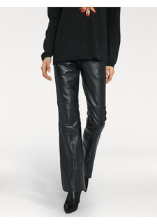Кожаные брюки Rick Cardona