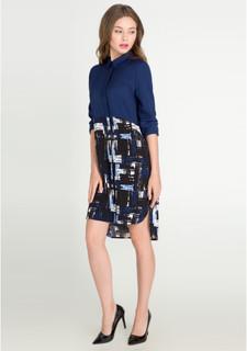 f82a9c56291 Купить женские повседневные платья 2 в 1 в интернет-магазине ...