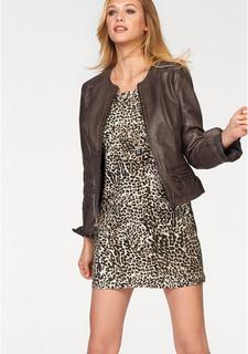 Кожаная куртка tamaris
