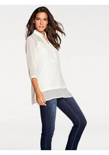 Комплект, 2 части: блузка + топ PATRIZIA DINI