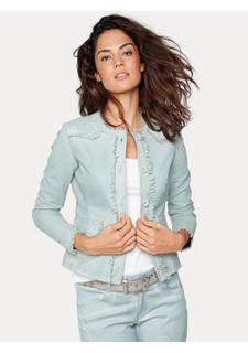 Кожаная куртка Linea Tesini
