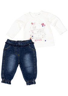 Комплект: джемпер + брюки Babaluno