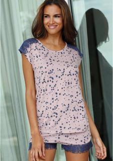 Пижама с шортами Lascana