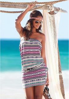 Пляжное платье-бандо Buffalo London