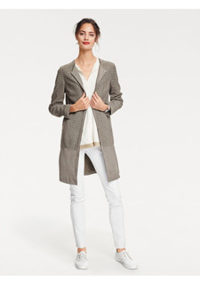 Кожаное пальто Rick Cardona