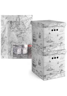 Короб картонный складной в комплекте (2 шт.) EXPEDITION Valiant