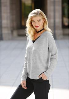 Пуловер + блузка MY STYLE