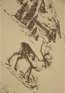 Набор: скатерть круглая и салфетки Сказочный лес (7 пр.) Naturel