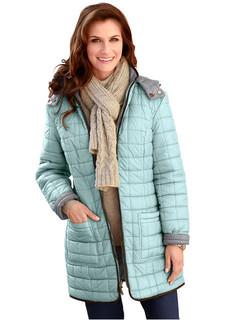 Двухсторонняя стеганая куртка