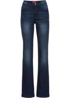 Стрейчевые джинсы, cредний рост (N) (темно-синий) Bonprix