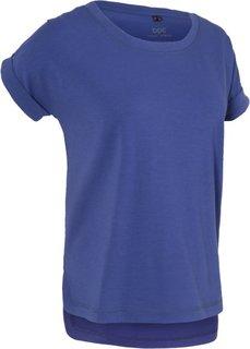 Спортивная футболка с коротким рукавом (сапфирно-синий) Bonprix