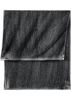 Полотенце Мальте (черный) Bonprix