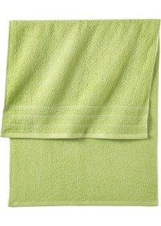Полотенце Лина (зеленый) Bonprix