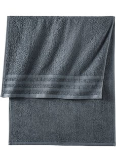 Полотенце Лина (антрацитовый) Bonprix
