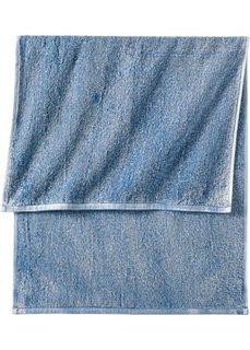 Полотенце Мальте (синий) Bonprix