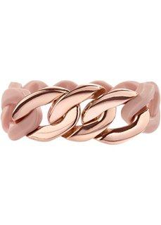 Силиконовый браслет (телесный/розово-золотистый) Bonprix