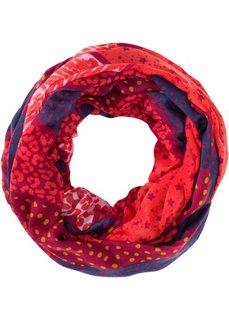 Шарф-снуд (бордовый) Bonprix