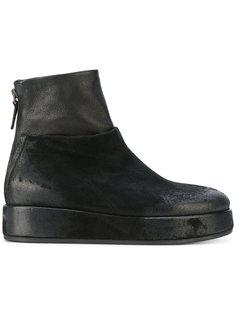 ботинки по щиколотку на платформе Marsèll
